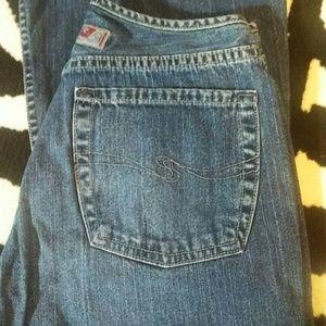 "Vintage ""Silver"" Jeans.  Final Markdown"