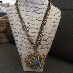 Used, Coral reef necklace for sale