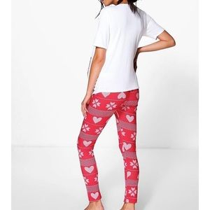 intimates sleepwear cute maternity christmas pajamas - Maternity Christmas Pajamas