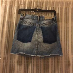 e2229630f2 IRO Skirts - Iro denim Taig skirt in light denim