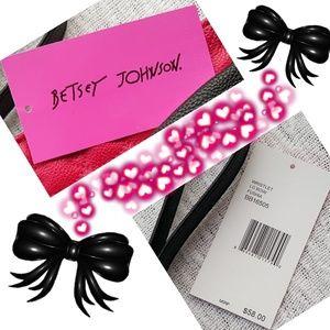 Betsey Johnson Bags - 🎀host pick!🎀 betsey johnson ~ large bow wristlet