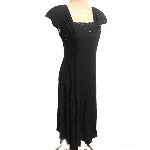 Vintage Dresses & Skirts - Vintage little black dress