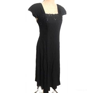 Vintage Dresses - Vintage little black dress