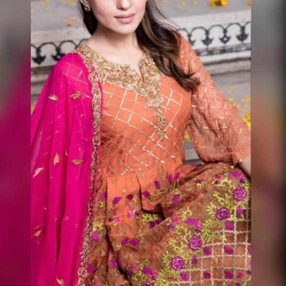 58e3ec0f7e Bollywood Dresses   Pakistani Designer Party Wear Dress   Poshmark