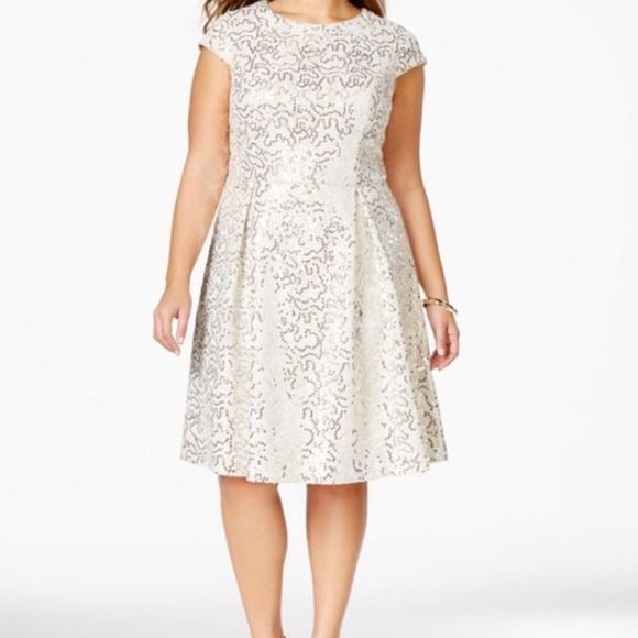a6e7ab20952 Gorgeous NWOT plus size Calvin Klein dress