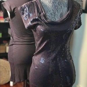 Beaded tunic by Velvet