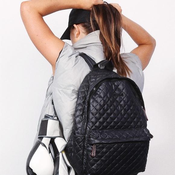 ab4b76cdf5 MZ Wallace Black Metro Backpack. M 5a31c5717fab3a3a98004043