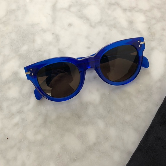 d0149379aceac Celine Accessories - Celine New Butterfly Sunglasses 41040  NEW