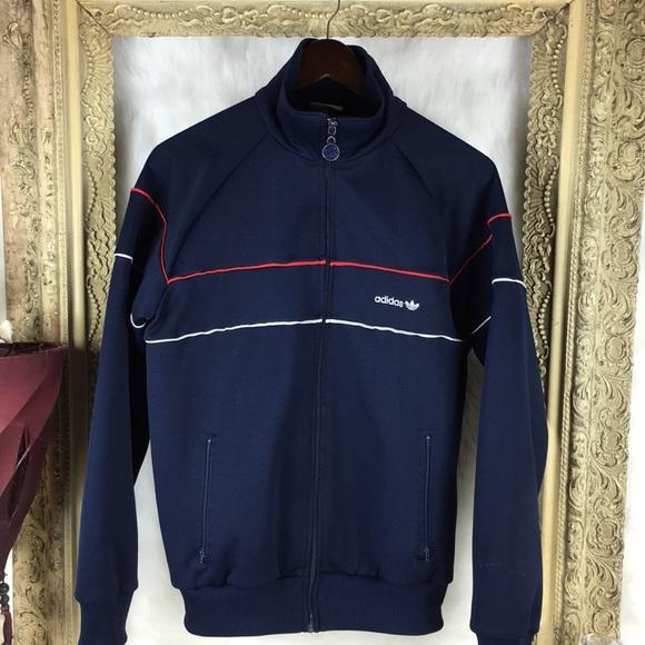 96e6beafe299 adidas Other - Vintage Adidas Track Jacket x Trefoil x 70s x 80s