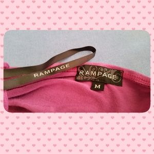 Rampage Tops - Rampage Pink/Purple Tank Top