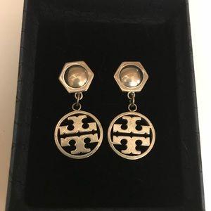 Jewelry - TB Silver Dangle Earrings