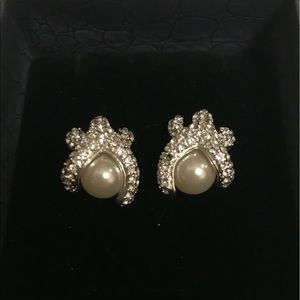 Jewelry - Starfish Pearl Earrings