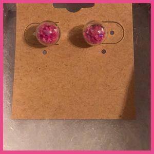 Jewelry - 🆕 Star Confetti Globe Earrings