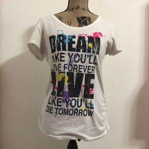 Other - Dream like you'll live forever tunic