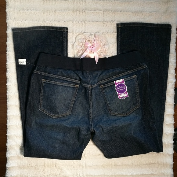 dce47284cd2 Old Navy Jeans | Nwt Maternity Plus Size Bootcut 18 | Poshmark