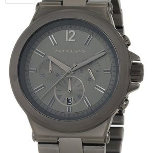 Michael kors chronograph bracelet watch NWT NIB