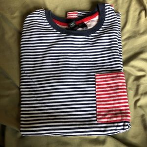 Other - Men's striped tee