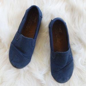 Toms Classic Alpargata Slip On Shoes