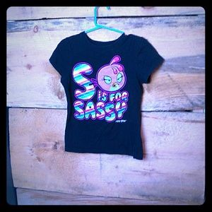 Other - Girls Angry Birds S is for Sassy t-shirt