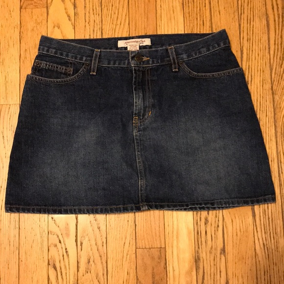 abercrombie fitch skirts vintage abercrombie fitch made in usa