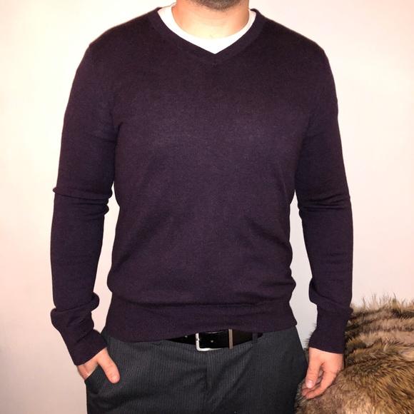 BANANA REPUBLIC Men's Silk Cotton Cashmere Sweater NWT