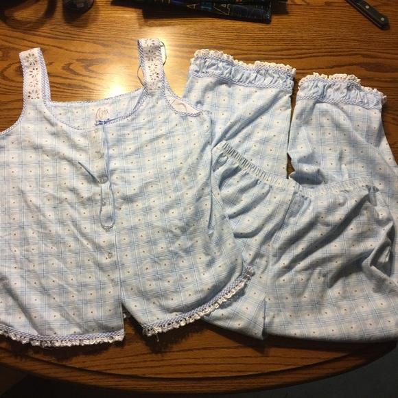 Aria Intimates Sleepwear Pajama Set Poshmark