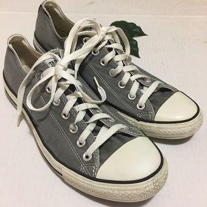 Converse Gray Chuck Taylor size 11