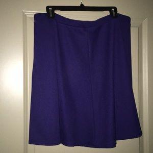 Dresses & Skirts - Aline short plus size skirt