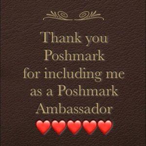 Other - 🌸 I am a Poshmark Ambassador 🌸