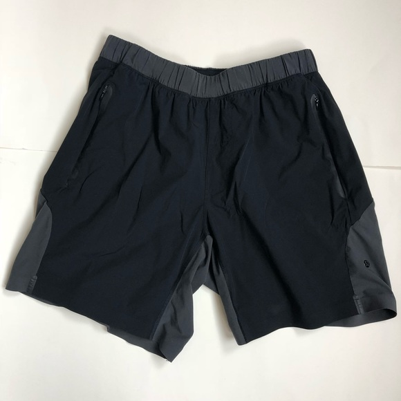 lululemon athletica Other - Lululemon Shorts Black & Grey SOLD