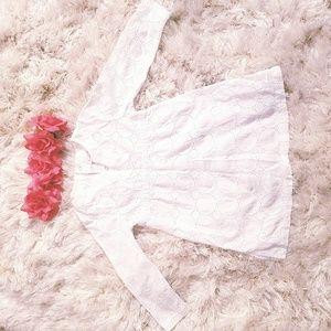 Dresses & Skirts - Beautiful white toddler's dress 4t