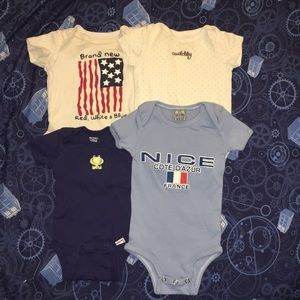 Other - Infant Onesie Bundle