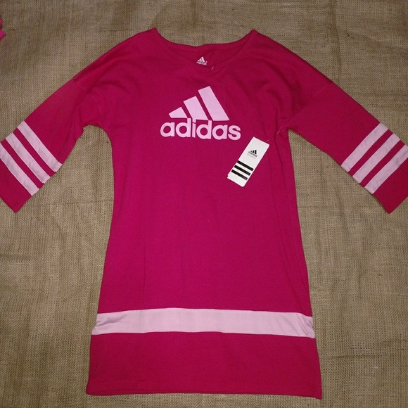 6fdd63c4e6d adidas Dresses | Girls Dress New With Tags From Kohls | Poshmark