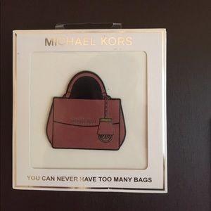 Michael Kors Accessories - Michael Kors leather sticker set