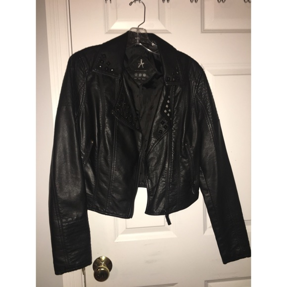 d2fe2c850f584d Atmosphere Jackets   Blazers - Atmosphere faux leather jacket