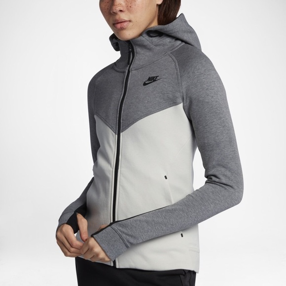 8e4b780f7975 Nike Tech Pack Fleece Windrunner Hoodie Jacket