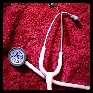 Other - Sold! Littmann Stethoscope Classic II light pink