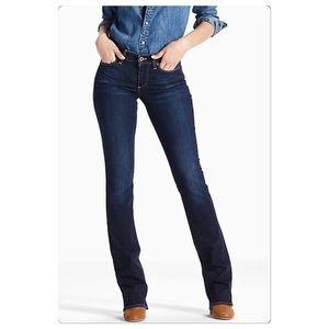 NWT Lucky Brand dark wash jeans