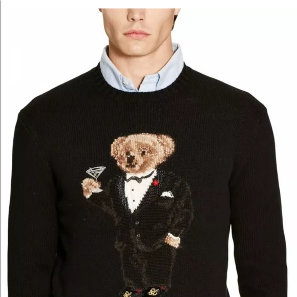 Polo By Ralph Lauren Sweaters Polo Ralph Lauren Martini Polo Bear