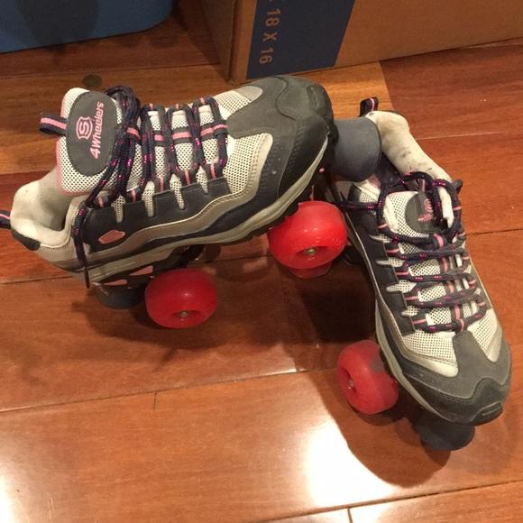 Skechers Shoes Roller Skates Poshmark