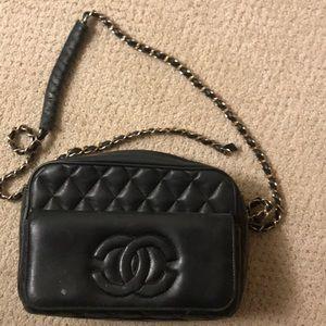9edfa2913473a CHANEL Bags - Vintage
