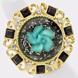 Jewelry - Statement Flower Ring