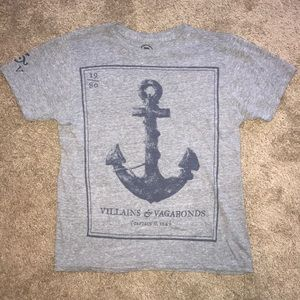 Other - Grey Graphic Tee