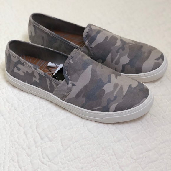 90a8d9abce55f DV by Dolce Vita Shoes | Dv Rose Grey Camouflage Slip On Sneaker ...