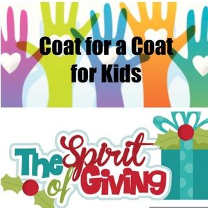 Jackets & Blazers - 🎁🧥Buy a Coat, We'll Give a Coat for Kids 🧥🎁