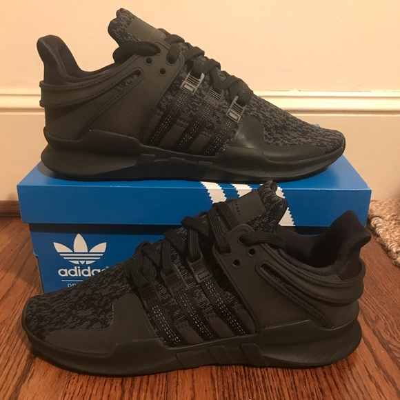 hot sale online 86c5d 63d2f ADIDAS EQT SUPPORT ADV BLACK FRIDAY EXCLUSIVE
