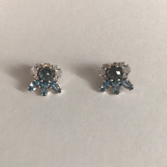 discount nice shoes best prices Pandora blue crystal earrings