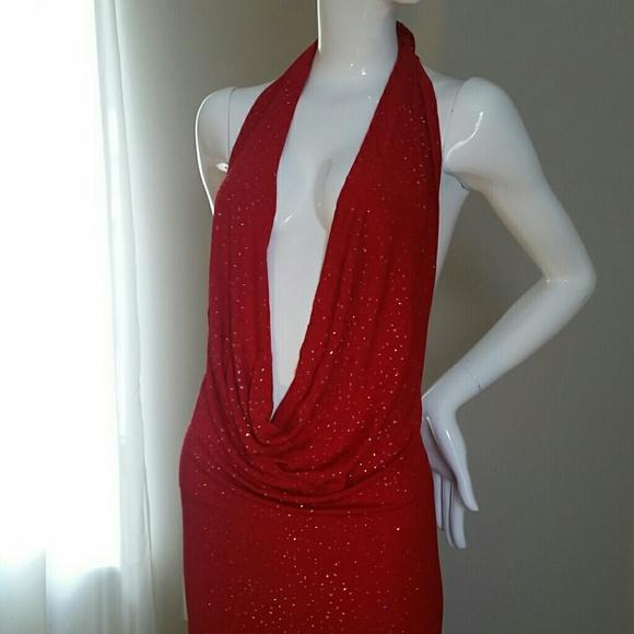 97c08e04b7a Brick Red/sexy/skimpy/ Competition Dress