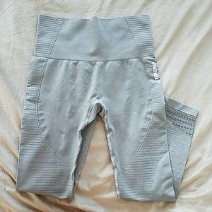 Pants - Gymshark Seamless Legging --- col. Slate Grey