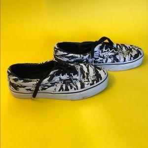 02d6ea7206 Vans Shoes - Size 4 men  5.5 women Storm Trooper Vans